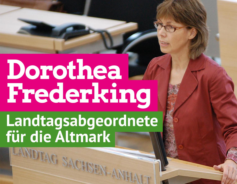Link zu Dorothea Frederking MdL